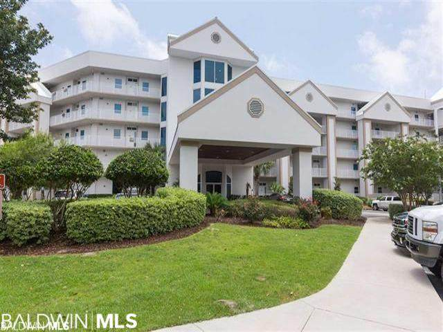 27800 Canal Road #202, Orange Beach, AL 36561 (MLS #312922) :: Sold Sisters - Alabama Gulf Coast Properties