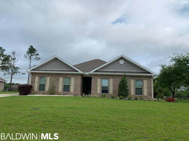 23181 Carnoustie Drive, Foley, AL 36535 (MLS #313384) :: Coldwell Banker Coastal Realty