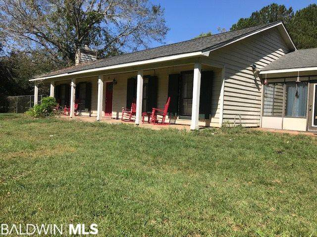 4560 Fowl River Rd, Theodore, AL 36582 (MLS #313478) :: Crye-Leike Gulf Coast Real Estate & Vacation Rentals