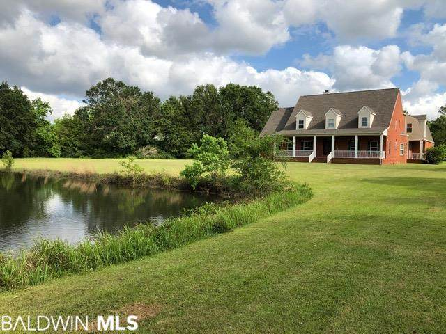 8720 Rolling Oaks Lane, Fairhope, AL 36532 (MLS #313739) :: Gulf Coast Experts Real Estate Team