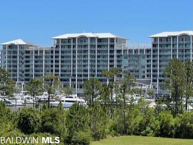 4851 Wharf Pkwy #802, Orange Beach, AL 36561 (MLS #314025) :: Levin Rinke Realty