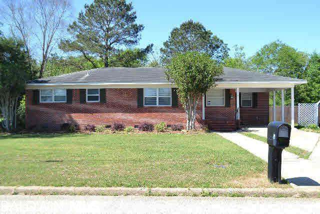 28 Old Bratt Rd, Atmore, AL 36502 (MLS #314186) :: Alabama Coastal Living