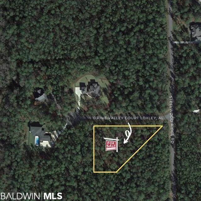 0 Pine Valley Court, Loxley, AL 36551 (MLS #314203) :: Alabama Coastal Living