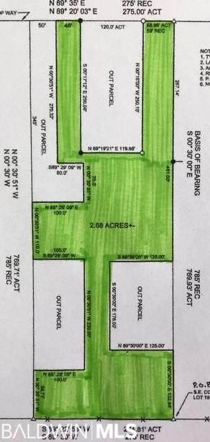 7192 Park Drive, Daphne, AL 36526 (MLS #314832) :: JWRE Powered by JPAR Coast & County