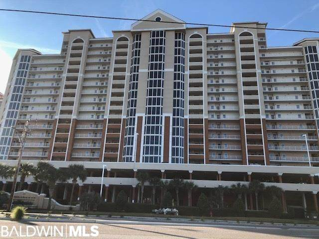 455 E Beach Blvd #715, Gulf Shores, AL 36542 (MLS #314838) :: Gulf Coast Experts Real Estate Team