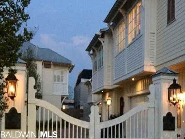 2 Downtown Founders Lane #2, Fairhope, AL 36532 (MLS #315090) :: The Kim and Brian Team at RE/MAX Paradise