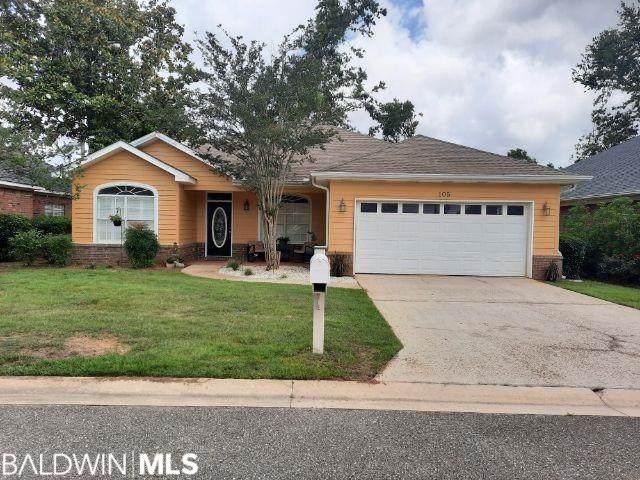 105 Natchez Trace, Foley, AL 36535 (MLS #315342) :: Elite Real Estate Solutions