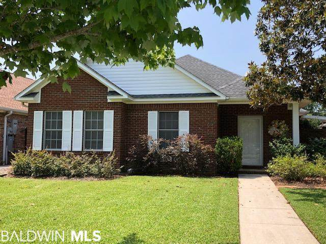 206 Hawthorne Circle, Fairhope, AL 36532 (MLS #315499) :: The Kathy Justice Team - Better Homes and Gardens Real Estate Main Street Properties