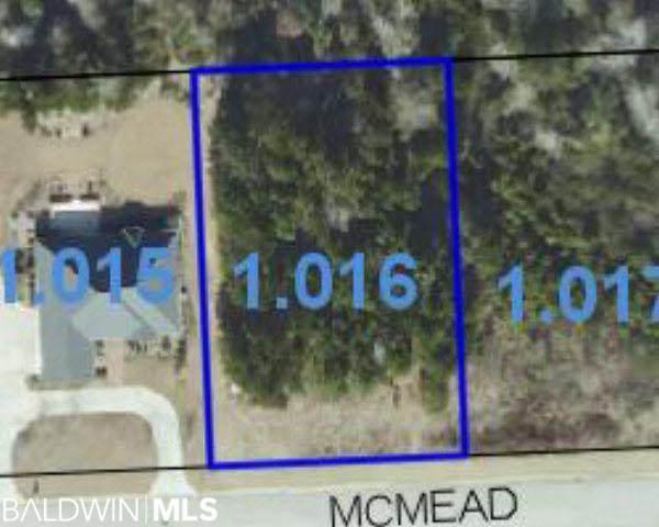 0 Mcmead Drive, Brewton, AL 36426 (MLS #315519) :: RE/MAX Signature Properties