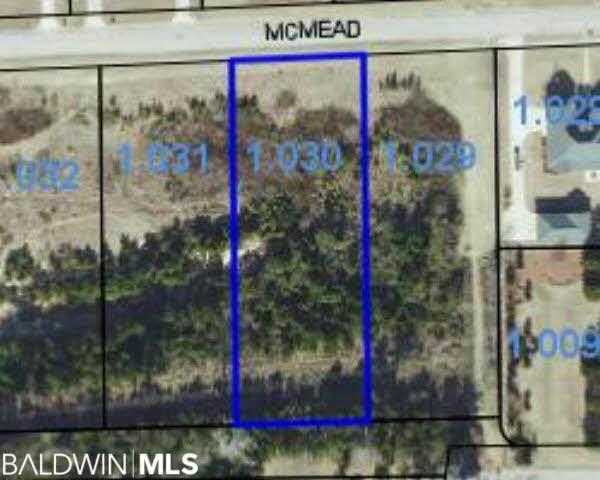 0 Mcmead Drive, Brewton, AL 36426 (MLS #315522) :: RE/MAX Signature Properties