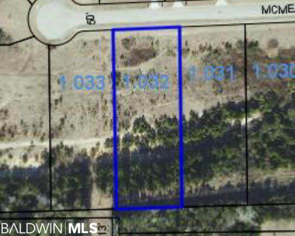 0 Mcmead Drive, Brewton, AL 36426 (MLS #315524) :: RE/MAX Signature Properties