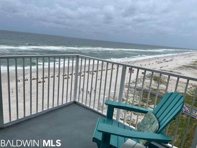 401 E Beach Blvd #809, Gulf Shores, AL 36542 (MLS #315887) :: The Kim and Brian Team at RE/MAX Paradise