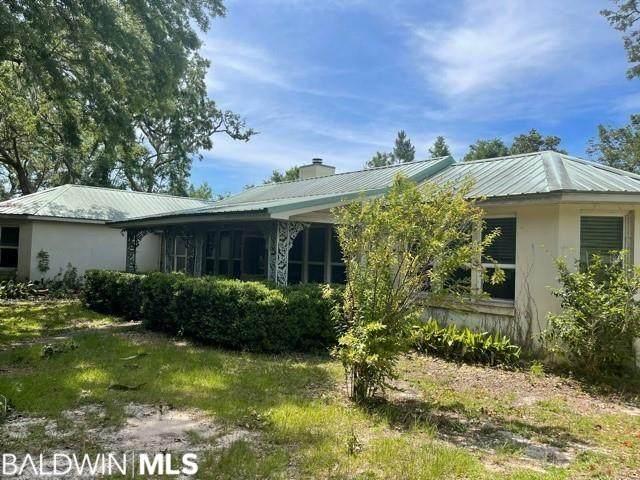 10970 County Road 99, Lillian, AL 36549 (MLS #316112) :: Elite Real Estate Solutions