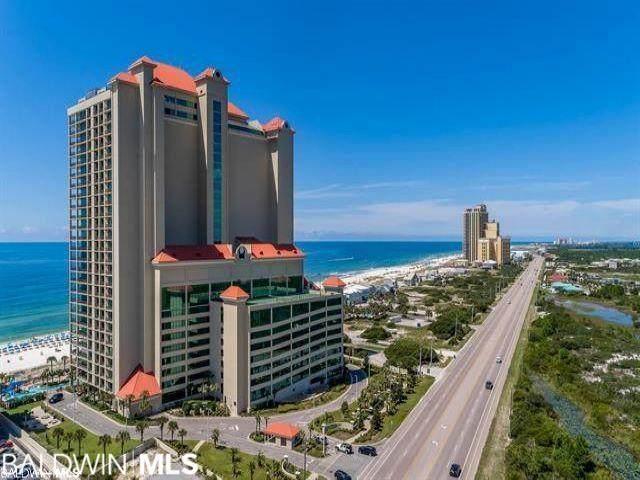 23972 Perdido Beach Blvd #2706, Orange Beach, AL 36561 (MLS #316125) :: Dodson Real Estate Group