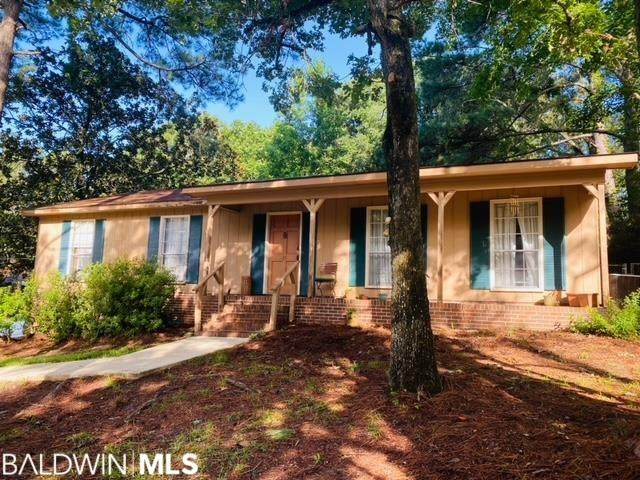 35 Caisson Trace, Spanish Fort, AL 36527 (MLS #317087) :: Coldwell Banker Coastal Realty