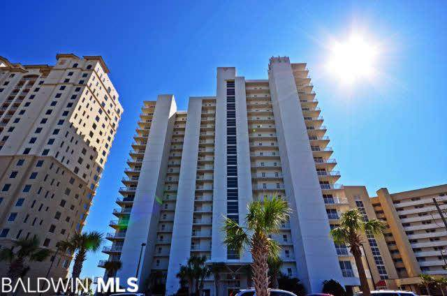 13661 Perdido Key Dr #1002, Perdido Key, FL 32507 (MLS #317299) :: Gulf Coast Experts Real Estate Team