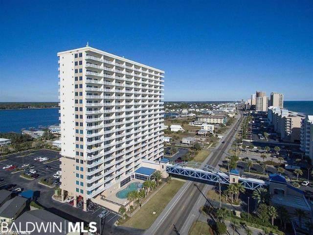 1010 W Beach Blvd #1308, Gulf Shores, AL 36542 (MLS #317474) :: Coldwell Banker Coastal Realty