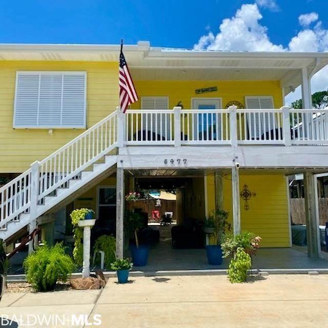 5477 Pensacola Avenue, Orange Beach, AL 36561 (MLS #317487) :: The Kim and Brian Team at RE/MAX Paradise