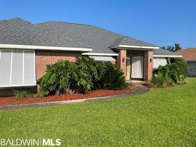 1416 Lora Point Ln, Gulf Shores, AL 36542 (MLS #317739) :: Sold Sisters - Alabama Gulf Coast Properties