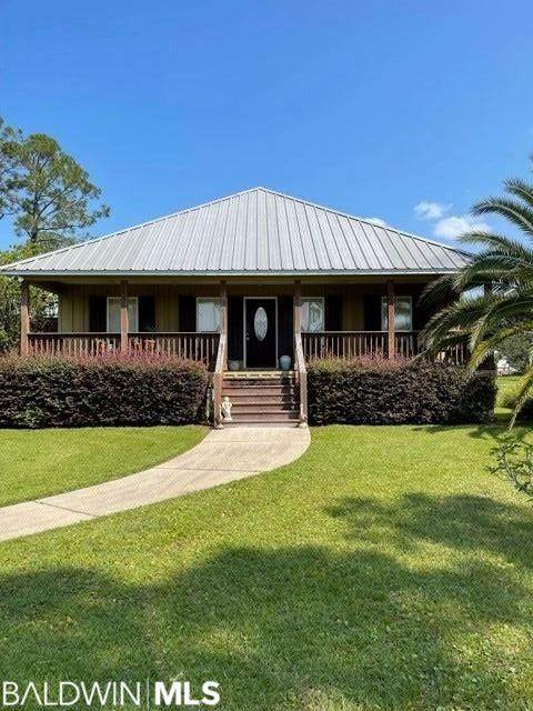 424 Sunset Drive, Gulf Shores, AL 36542 (MLS #317744) :: Mobile Bay Realty