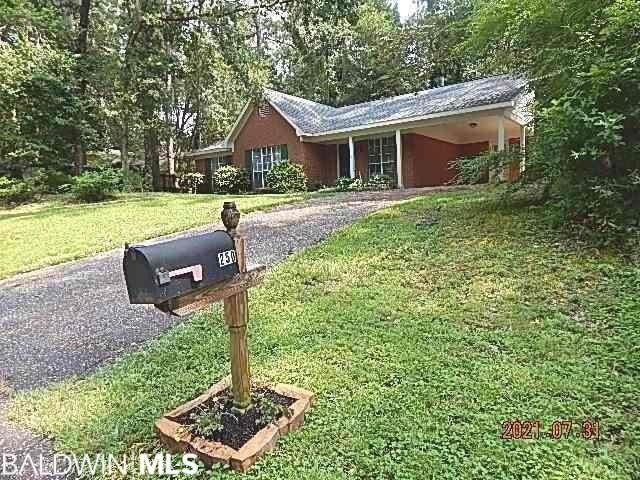 250 Montclair Loop, Daphne, AL 36526 (MLS #317934) :: Elite Real Estate Solutions