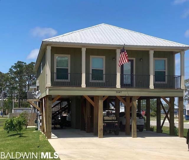 5647 Bayou St John Avenue, Orange Beach, AL 36561 (MLS #317975) :: Elite Real Estate Solutions