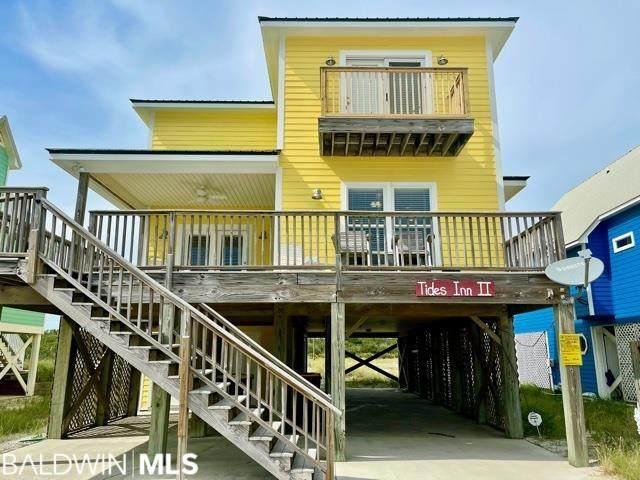 543 Vacation Lane, Gulf Shores, AL 36542 (MLS #318563) :: Mobile Bay Realty