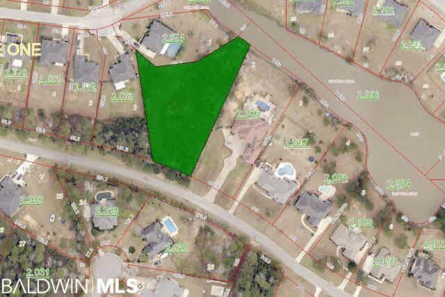 0 Lake Blvd, Spanish Fort, AL 36527 (MLS #318926) :: Dodson Real Estate Group