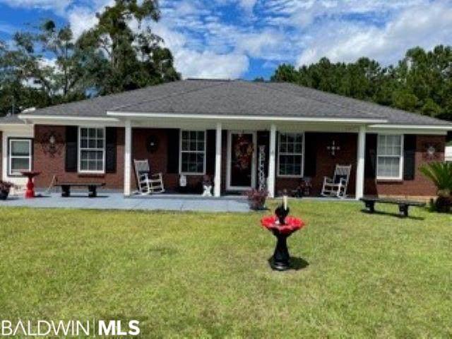 42454 J B Warren Ln, Bay Minette, AL 36507 (MLS #319495) :: Dodson Real Estate Group