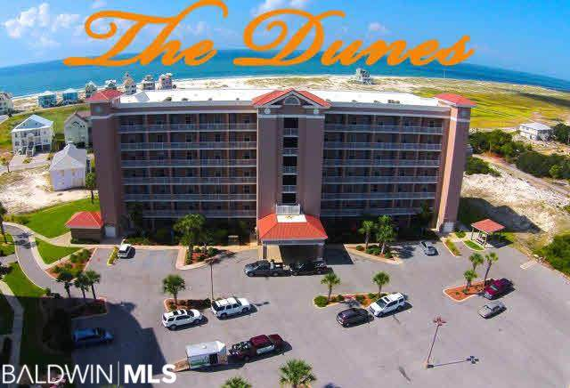 1380 W Highway 180 #704, Gulf Shores, AL 36542 (MLS #320208) :: The Kathy Justice Team - Better Homes and Gardens Real Estate Main Street Properties