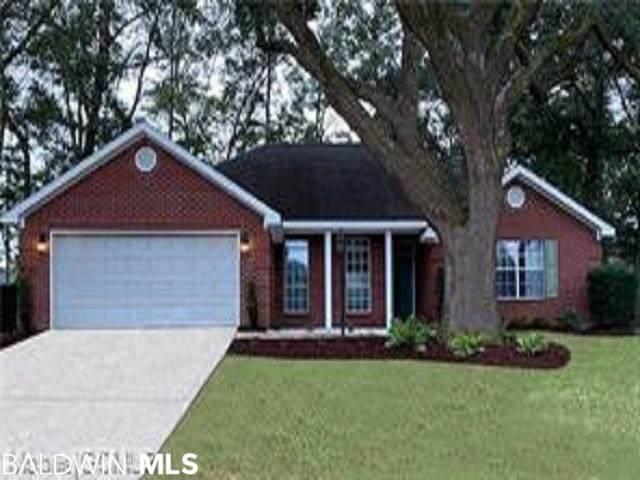 620 Lakeview Woods Drive, Mobile, AL 36695 (MLS #320228) :: RE/MAX Signature Properties