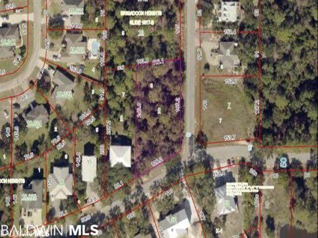 Lot 6 Brigadoon Trail, Gulf Shores, AL 36542 (MLS #320468) :: Bellator Real Estate and Development