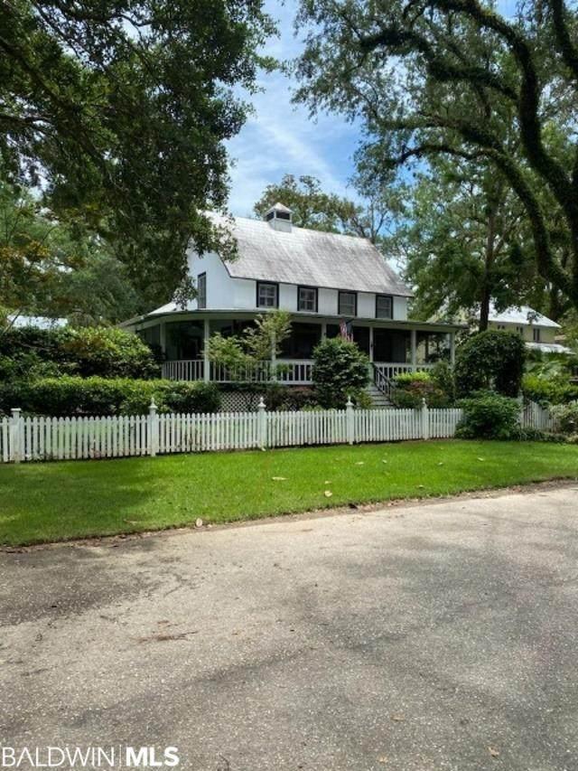58 N Bayview Street, Fairhope, AL 36532 (MLS #320555) :: Alabama Coastal Living