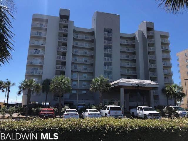 957 W Beach Blvd #1402, Gulf Shores, AL 36542 (MLS #320730) :: Ashurst & Niemeyer Real Estate