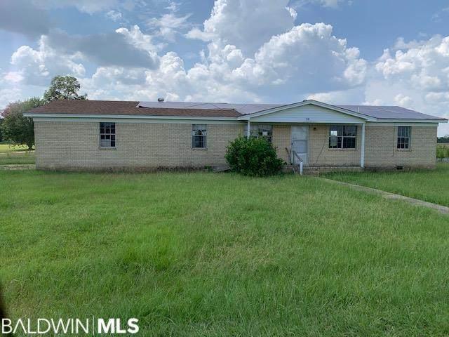 38 Stokes Road, Atmore, AL 36502 (MLS #321188) :: Alabama Coastal Living