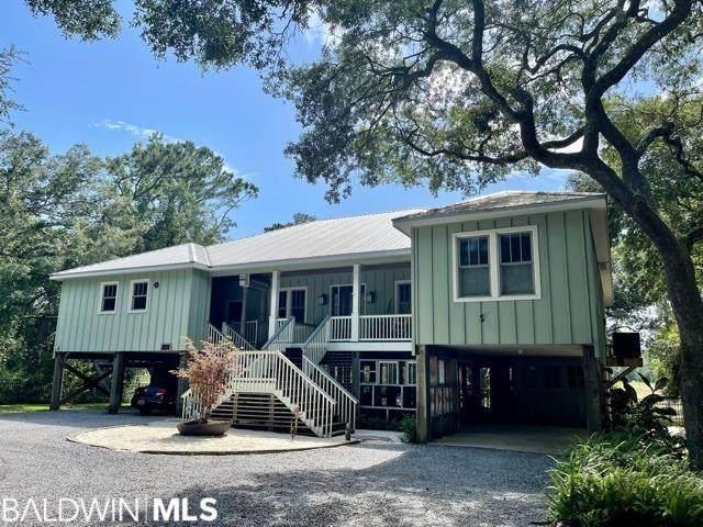 343 River Route, Magnolia Springs, AL 36555 (MLS #321649) :: Dodson Real Estate Group