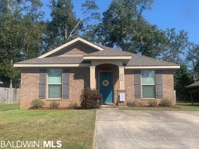 9598 Estate Dr, Mobile, AL 36695 (MLS #321872) :: Coldwell Banker Coastal Realty