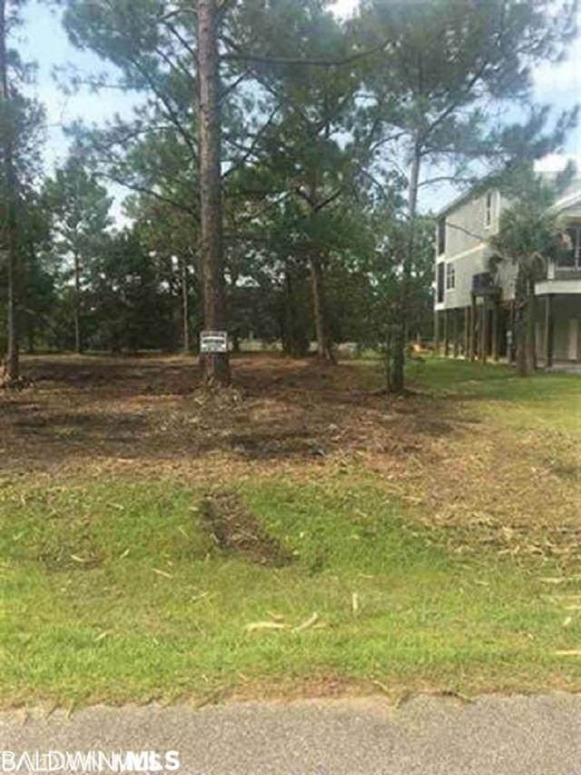 806 W Canal Drive, Gulf Shores, AL 36542 (MLS #321965) :: Crye-Leike Gulf Coast Real Estate & Vacation Rentals