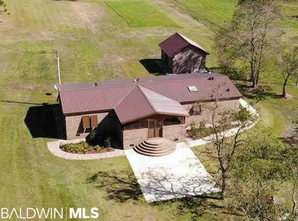 17698 Guy Burns Rd, Summerdale, AL 36580 (MLS #321998) :: Ashurst & Niemeyer Real Estate