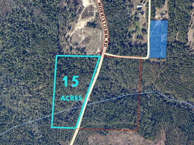 1 Morristown Road, Jay, FL 32565 (MLS #223820) :: Gulf Coast Experts Real Estate Team