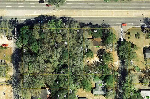 0 Airport Blvd, Mobile, AL 36609 (MLS #230755) :: ResortQuest Real Estate