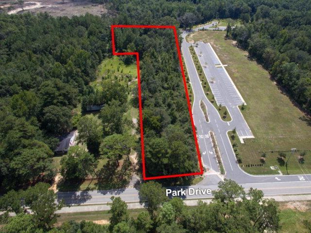 0 Park Drive, Daphne, AL 36526 (MLS #239362) :: Elite Real Estate Solutions