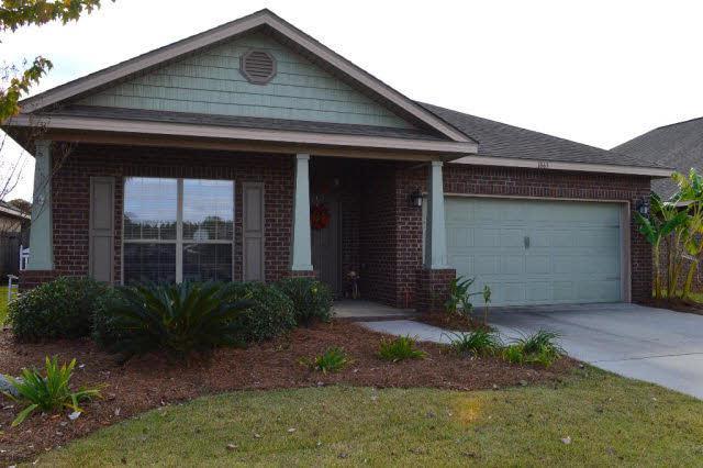 1863 Arcadia Drive, Foley, AL 36535 (MLS #246811) :: Gulf Coast Experts Real Estate Team