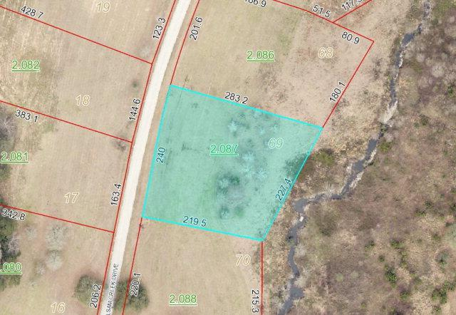 0 Balsam Creek Drive, Elberta, AL 36530 (MLS #248027) :: Gulf Coast Experts Real Estate Team