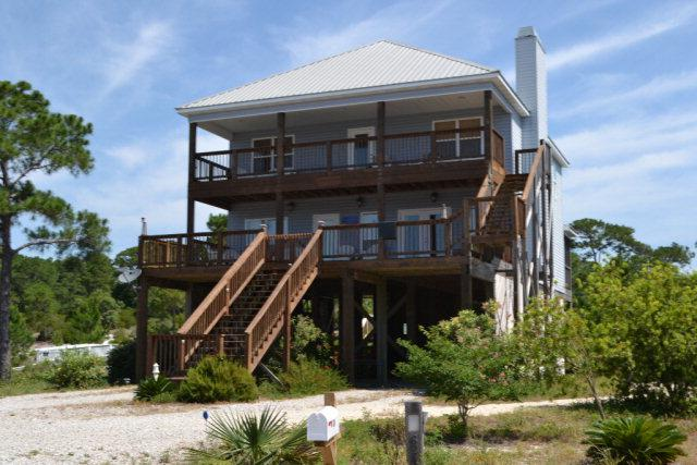 324 Audubon Place, Dauphin Island, AL 36528 (MLS #249963) :: Jason Will Real Estate