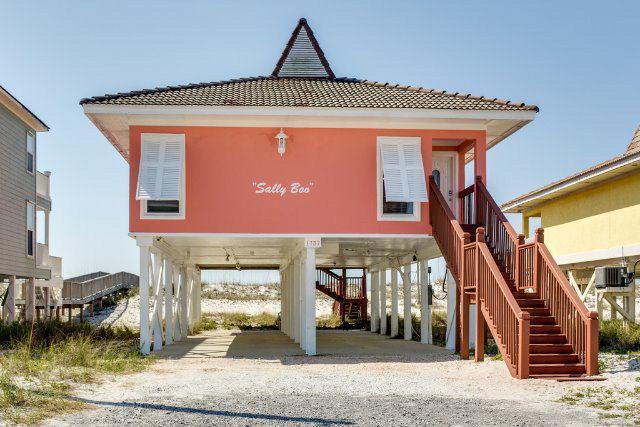 1737 West Beach Boulevard, Gulf Shores, AL 36542 (MLS #252213) :: The Kim and Brian Team at RE/MAX Paradise