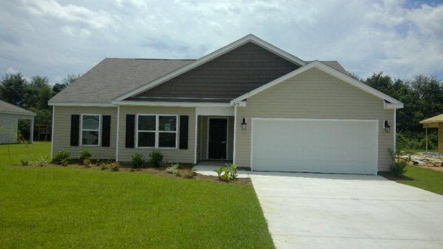24158 Harvester Dr, Loxley, AL 36551 (MLS #252710) :: Ashurst & Niemeyer Real Estate