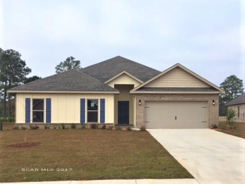 2025 Hogan Dr, Gulf Shores, AL 36542 (MLS #253614) :: Jason Will Real Estate