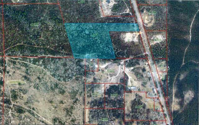 0 Old Ganey Rd, Bay Minette, AL 36507 (MLS #253670) :: Gulf Coast Experts Real Estate Team
