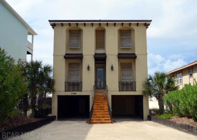 1389 W Beach Blvd, Gulf Shores, AL 36542 (MLS #254856) :: Coldwell Banker Coastal Realty
